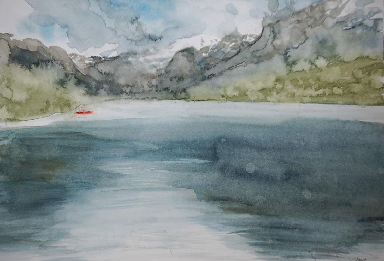 Red-canoe