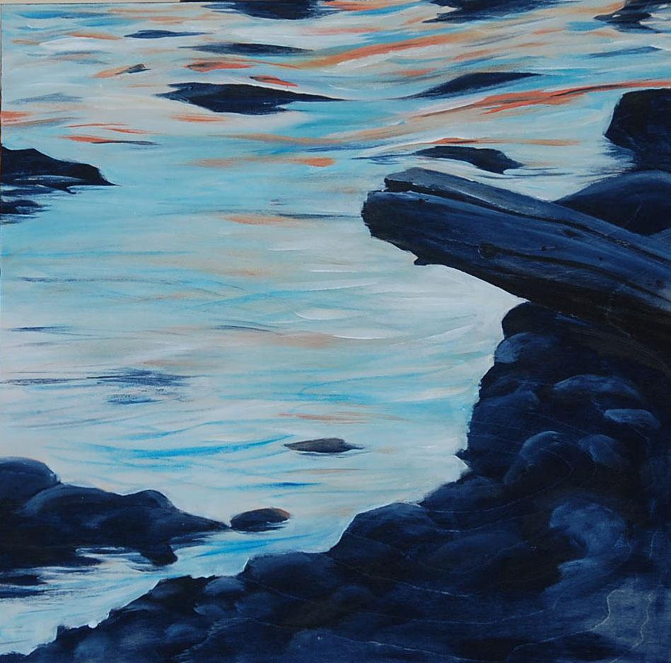 Coastline Reflections